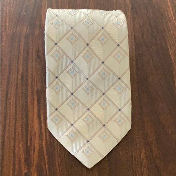 Ermenegildo Zegna Other - Men's ermenegildo zegna 100% silk tie
